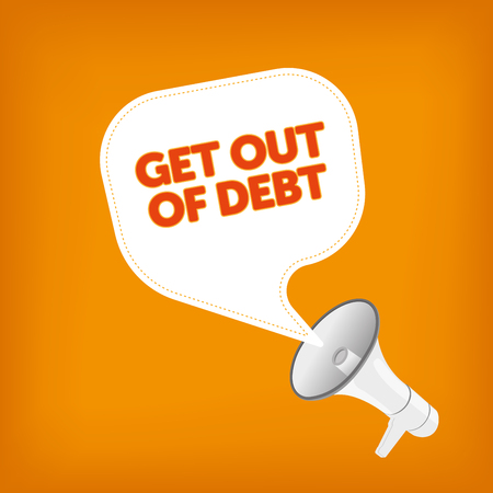 foreclosure: GET OUT OF DEBT