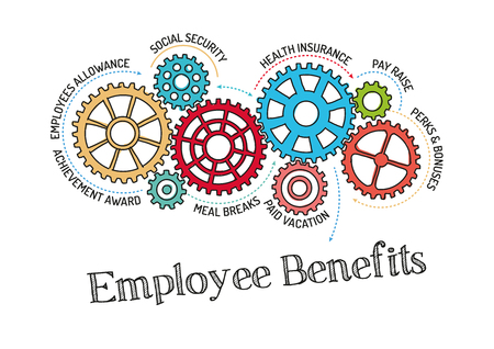 Gears and Employee Benefits Mechanism