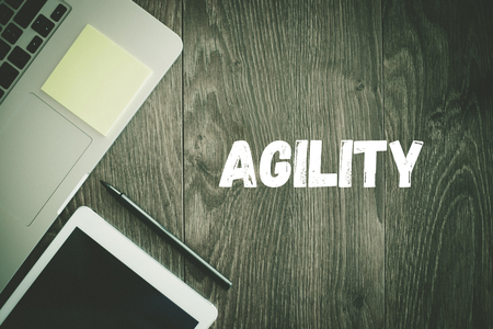 agility: BUSINESS WORKPLACE TECHNOLOGY OFFICE AGILITY CONCEPT