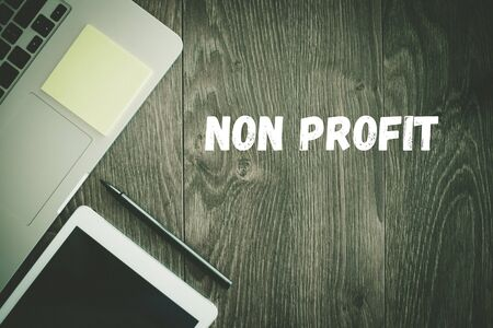 non: BUSINESS WORKPLACE TECHNOLOGY OFFICE NON PROFIT CONCEPT