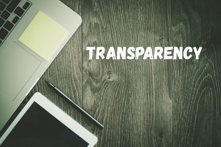 evident: BUSINESS WORKPLACE TECHNOLOGY OFFICE TRANSPARENCY CONCEPT