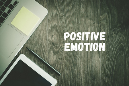 synonym: TECHNOLOGY BUSINESS OFFICE COMMUNICATION POSITIVE EMOTION CONCEPT Stock Photo