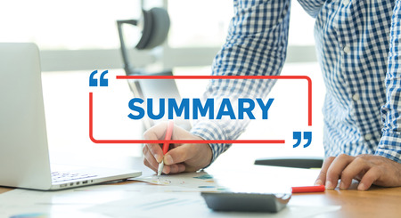 compendium: BUSINESS WORKING OFFICE BUSINESSMAN SUMMARY CONCEPT