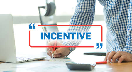 incentive: BUSINESS WORKING OFFICE BUSINESSMAN INCENTIVE CONCEPT