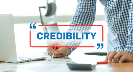 credibility: BUSINESS WORKING OFFICE BUSINESSMAN CREDIBILITY CONCEPT
