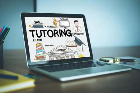 tutoring: BUSINESS COMMUNICATION EDUCATION AND TUTORING CONCEPT