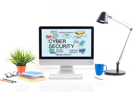 INTERNET TECHNOLOGY AND CYBER SECURITY CONCEPT