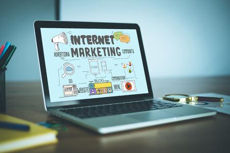 web marketing: WEB TECHNOLOGY COMMUNICATION AND INTERNET MARKETING CONCEPT