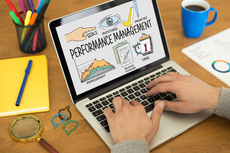 correlation: BUSINESS JOB SUCCESS AND PERFORMANCE MANAGEMENT CONCEPT
