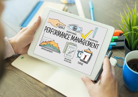 summarized: BUSINESS JOB SUCCESS AND PERFORMANCE MANAGEMENT CONCEPT