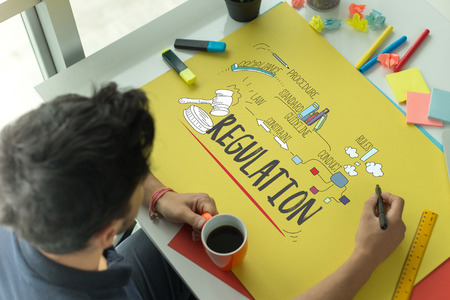 the requirement: COMPLIANCE LAW LEGAL RULES AND REGULATIONS CONCEPT