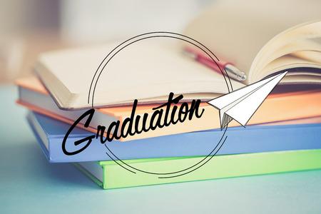 completion: EDUCATION COMMUNICATION SCHOOL GRADUATION CONCEPT