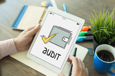verification and validation: AUDIT CONCEPT Stock Photo