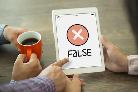 falso: falso concepto