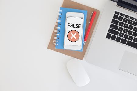 dishonesty: FALSE CONCEPT