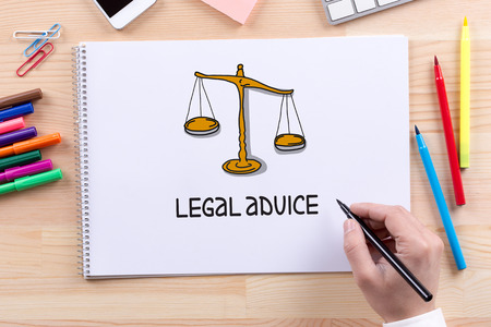 information technology law: LEGAL ADVICE CONCEPT