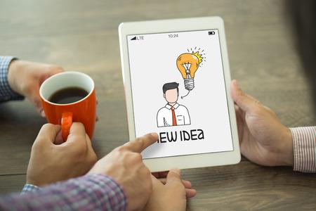 new idea: NEW IDEA CONCEPT
