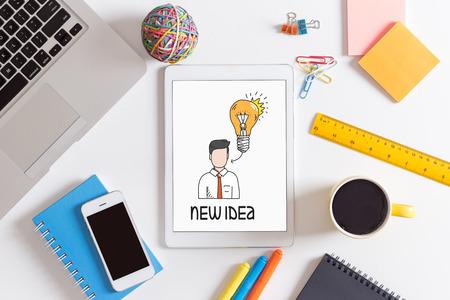 NEW IDEA CONCEPT