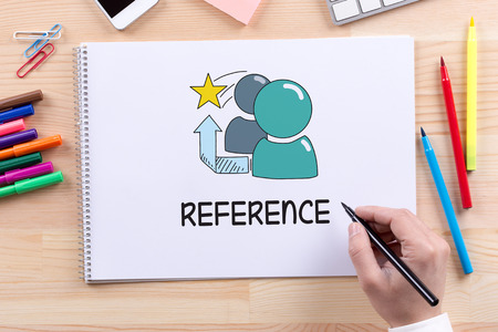 affiliation: REFERENCE CONCEPT Stock Photo