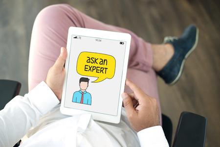 ask: ASK AN EXPERT CONCEPT