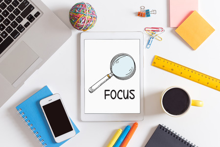 clear strategy: FOCUS CONCEPT