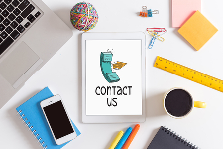 contact us: CONTACT US CONCEPT