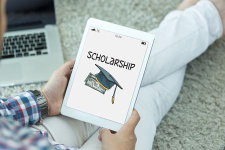 scholarship: SCHOLARSHIP CONCEPT