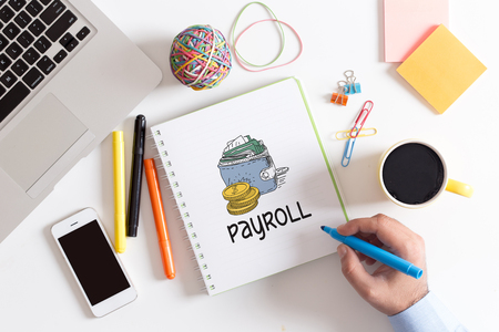 accounting records: PAYROLL CONCEPT