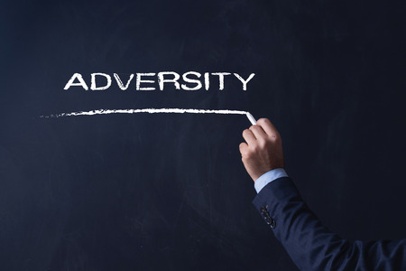 idea hurdle: Business writing ADVERSITY on Blackboard