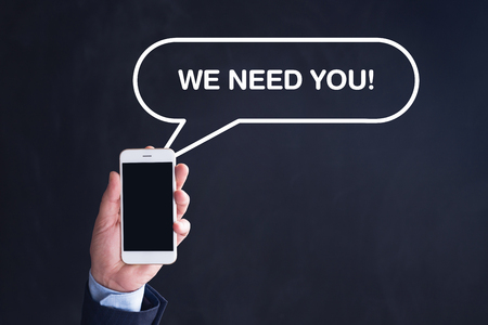 Image result for we need you technology