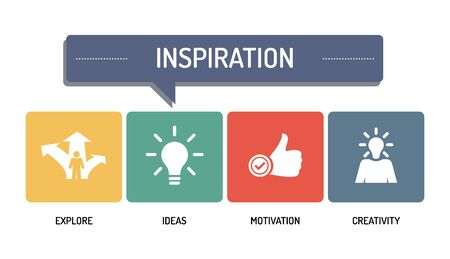 inspiration: INSPIRATION - ICON SET
