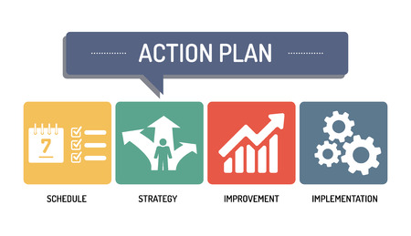 ACTION PLAN - ICON SET