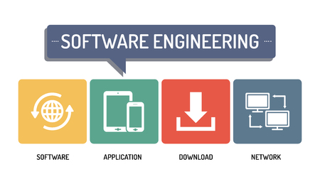 SOFTWARE ENGINEERING - ICON SET