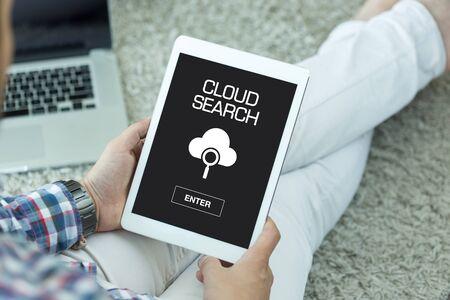 cloud search: CLOUD SEARCH CONCEPT