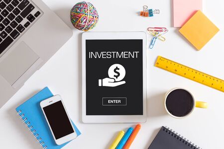 investment concept: INVESTMENT CONCEPT