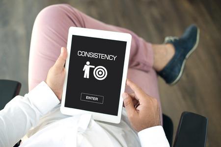 consistency: CONSISTENCY CONCEPT