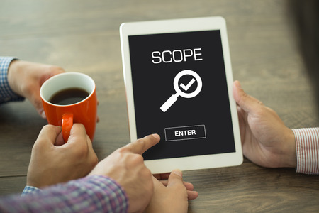 scope: SCOPE CONCEPT