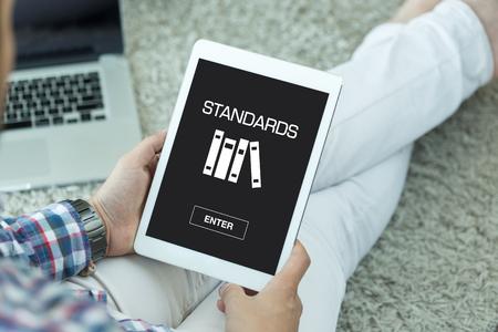standardization: STANDARDS CONCEPT