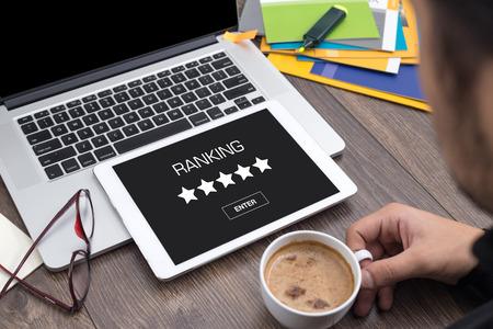 keywords link: WEBSITE RANKING CONCEPT
