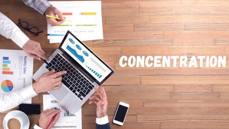 concentration: CONCENTRATION CONCEPT