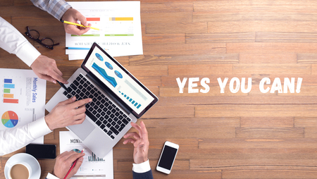 tu puedes: YES YOU CAN! CONCEPT