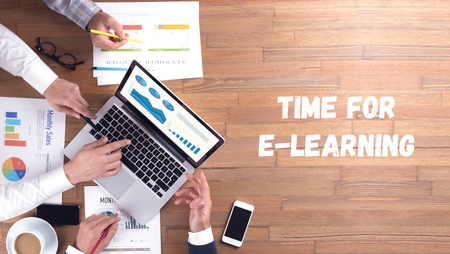 instances: TIME FOR E-LEARNING CONCEPT