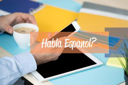 HABLA ESPANOL? CONCEPT