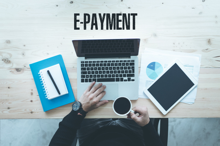epayment: COMMUNICATION WORKING TECHNOLOGY AND E-PAYMENT CONCEPT