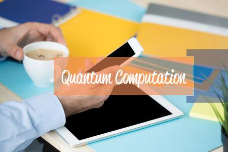 up code: QUANTUM COMPUTATION CONCEPT