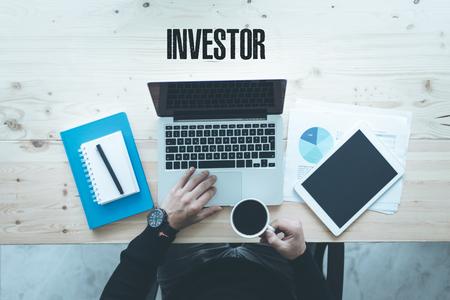 COMMUNICATION WORKING TECHNOLOGY FINANCE INVESTOR CONCEPT