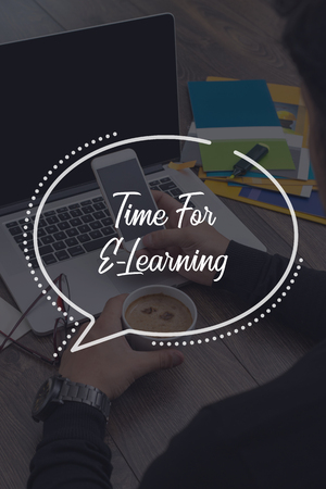 instances: BUSINESS COMMUNICATION WORKING TECHNOLOGY TIME FOR E-LEARNING CONCEPT