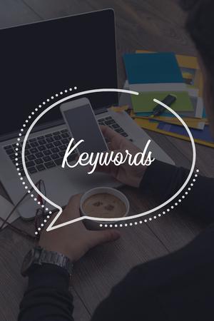 keywords: BUSINESS COMMUNICATION WORKING TECHNOLOGY KEYWORDS CONCEPT Stock Photo