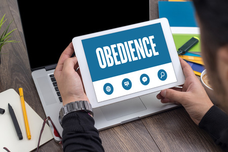 obedience: OBEDIENCE SCREEN CONCEPT