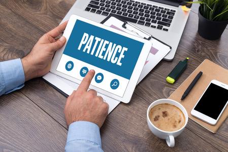paciencia: PACIENCIA PANTALLA DE CONCEPTO